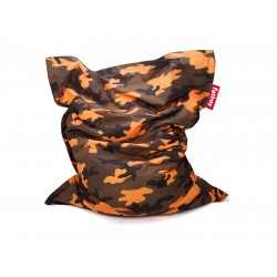 Original Camouflage Orange Fatboy