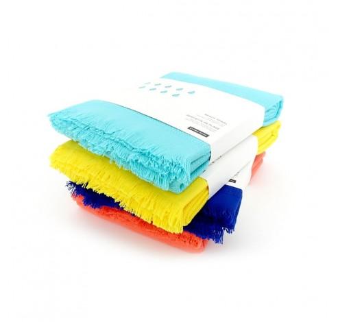 Home Beach Towel Coral  Ekobo