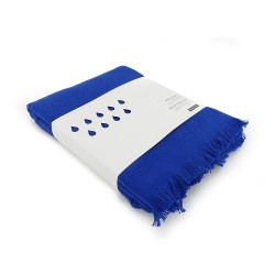 Home Beach Towel Royal Blue  Ekobo