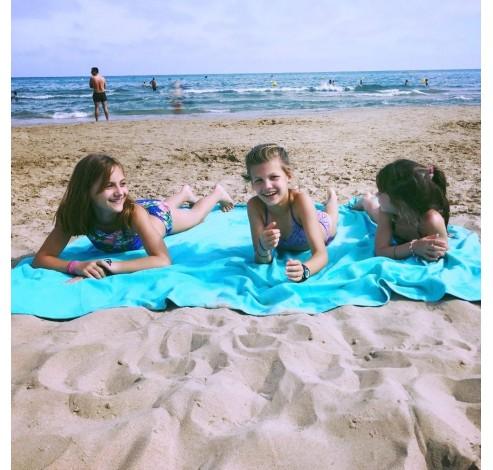 Home Beach Towel for 2 Lagoon  Ekobo