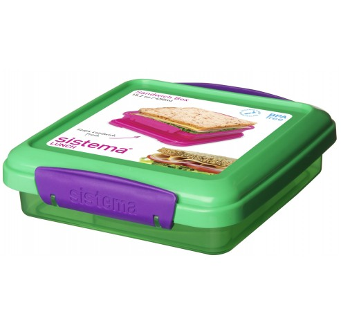 Trends Lunch lunchbox 450ml   Sistema