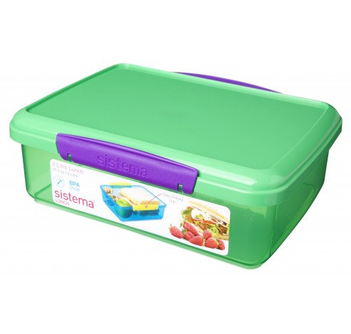 Trends Lunch lunchbox 2L   Sistema