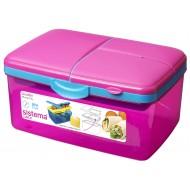 Trends Lunch lunchbox met drinkfles Quaddie 2L