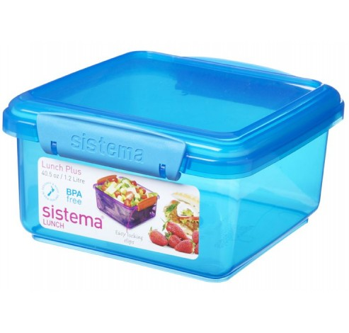 Vibe Lunch lunchbox Lunch Plus 1.2L   Sistema