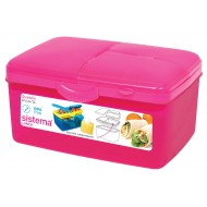 Vibe Lunch lunchbox met drinkfles Quaddie 2L
