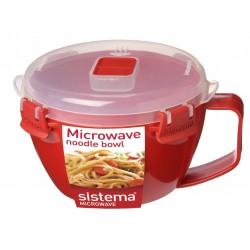 Microwave noedelkom 940ml  Sistema