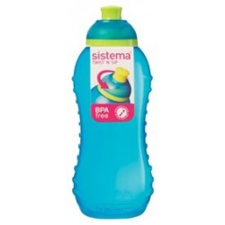 Hydrate drinkfles Twist n Sip 330ml  Sistema