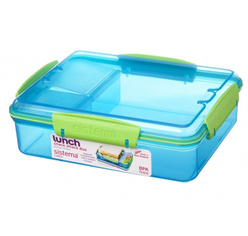 Trends Lunch lunchbox Snack Attack Duo 975ml   Sistema