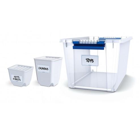 Storage set van 8 etiketten   Sistema