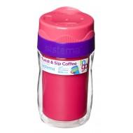 To Go koffiebeker klein twist n sip 315ml