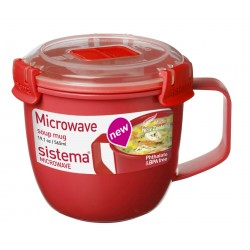 Microwave soepmok klein 565ml