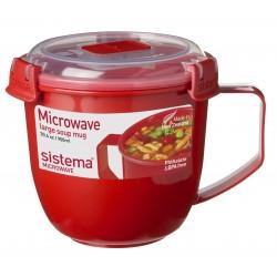 Microwave soepmok groot 900ml