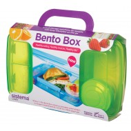 Lunch packs lunchbox met yoghurtpotje Bento Box 1.76L