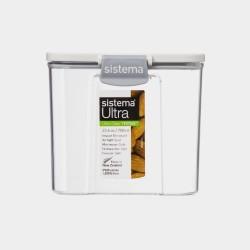 Tritan Ultra vierkante voorraaddoos 700ml