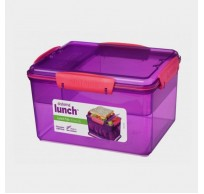 Vibe Lunch lunchbox met 4 compartimenten Lunch Tub 2.3L