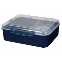 Renew Bento lunchbox 4 compart. & yoghurtpotje 1.65L   Sistema