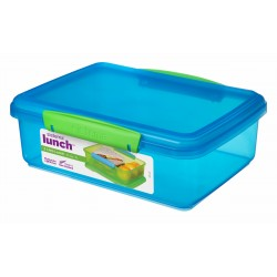 Trends Lunch lunchbox blauw 2L   Sistema