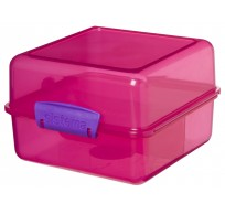 Trends Lunch lunchbox Cube roze 1.4L