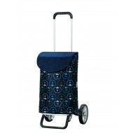 Alu Star Shopper Hava blauw