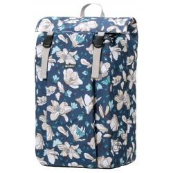 Tas Basil Magnolia blauw  Andersen Shopper