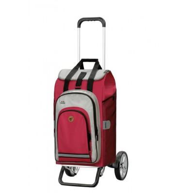 Alu Star Shopper Hydro 2.0 rood