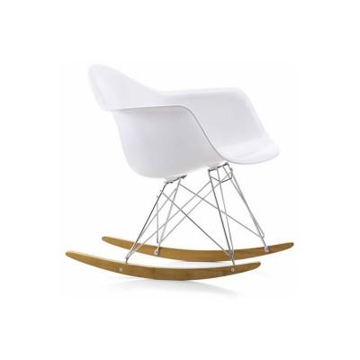EAS RAR Eames Plastic Armchair - white  Vitra.