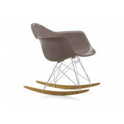 EAS RAR Eames Plastic Armchair - moss grey  Vitra.