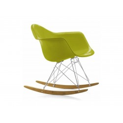EAS RAR Eames Plastic Armchair - mustard  Vitra.