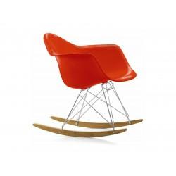 EAS RAR Eames Plastic Armchair - poppy red  Vitra.
