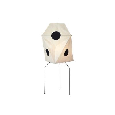 Akari UF3-Q Standard lamp Noguchi (VS)  Vitra.