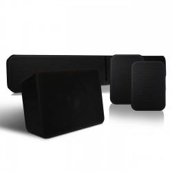 Pulse Soundbar 2i + 2x Flex 2i + Pulse Sub Zwart