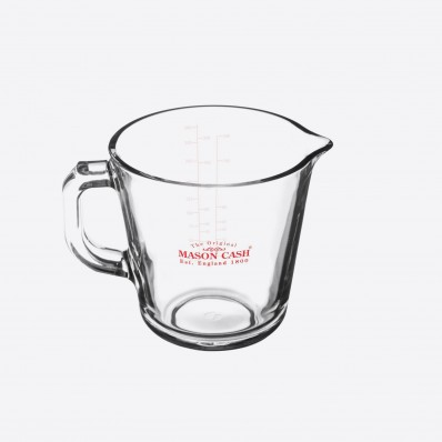 Classic Collection maatbeker uit glas 500ml