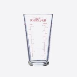 Classic Collection maatbeker uit glas 300ml (per 6st.)  Mason Cash