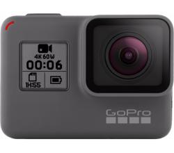 HERO 6 Zwart GoPro