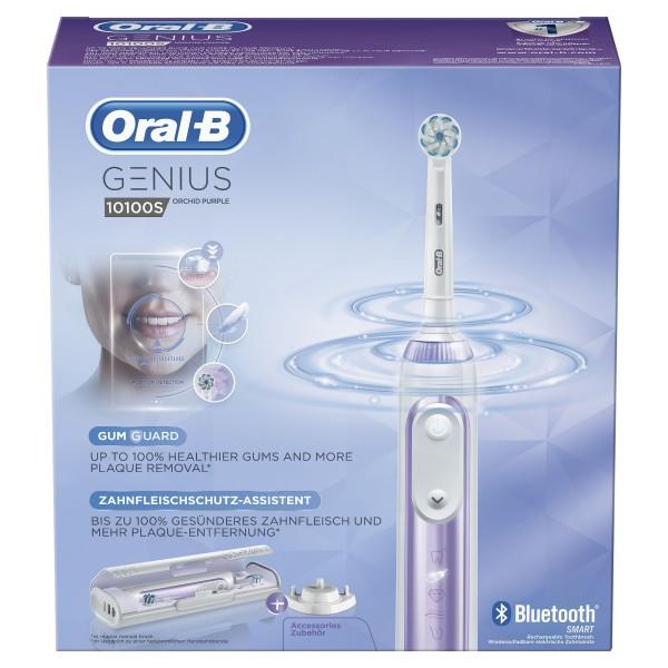 Oral-B Genius 10100S Paars