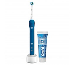PRO 2 2800 CROSSACTION BLUE + PE Oral-B