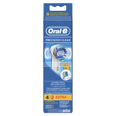 Opzetborstels Precision Clean Oral-B