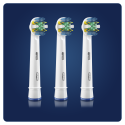 Opzetborstels Floss Action  Oral-B