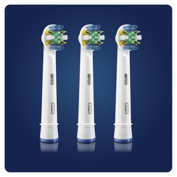 Oral-B Opzetborstel Opzetborstels Floss Action