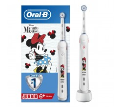 Junior Elektrische Tandenborstel Minnie Oral-B