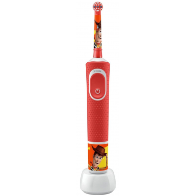 Kids Toy Story Rood  Oral-B