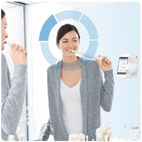 Oral-B Elektrische tandenborstel Oral-B Genius 10200W Paars