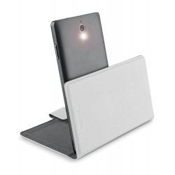 Book universeel smartphone XL wit