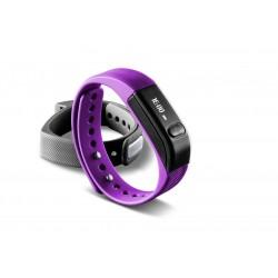 Fitness tracker BT roze