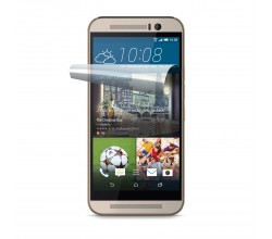 HTC One (M9) screen protector transparant Cellularline