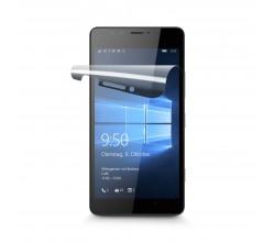 Nokia Lumia 950 screen protector transparant Cellularline