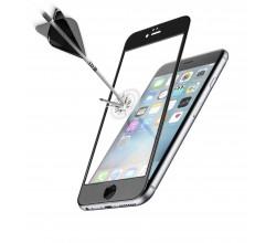 iPhone 6s Plus screen protector gehard glas capsule zwart Cellularline