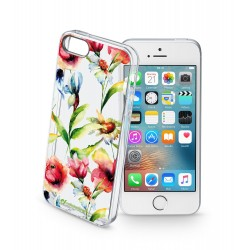 iPhone SE/5s/5 cover style flowers