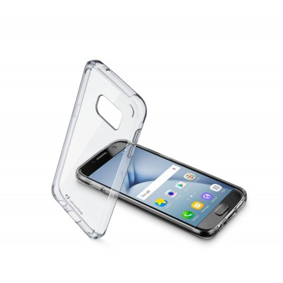 Samsung Galaxy A3 (2017) coque clear duo transparent Cellularline