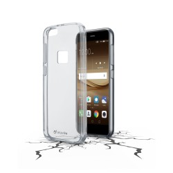 Huawei P10 Lite  cover clear duo transparant